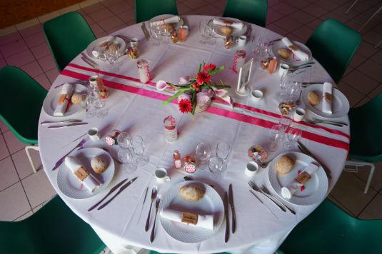 Bouteille sirop mariage gourmandise cadeaux invit s pot de - Centre de table en bonbon pour mariage ...
